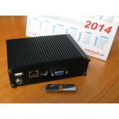 Новые безвентиляторные миникомпьютеры fiBOX PC-172  –  высокая производительность в миниатюрном корпусе.