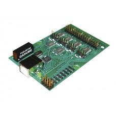 m-DАQ12/DAC/OEM, Модули АЦП/ЦАП с USB, Модули и платы