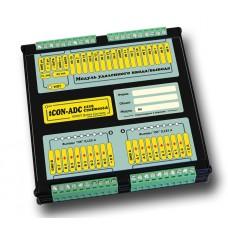 tCON-ADC-12/08/U10/D0016/A, Модули ввода/вывода tetraCON, Модули и платы