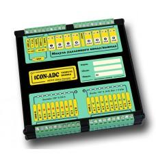 tCON-ADC-12/08/U10/D0808/A, Модули ввода/вывода tetraCON, Модули и платы