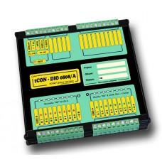tCON-DIO-0808/A, Модули ввода/вывода tetraCON, Модули и платы