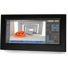 tiMON-070, Мониторы