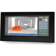 """Промышленный 7"""" широкоформатный TFT LCD VGA монитор c сенсорным экраном семейства tiMON"""