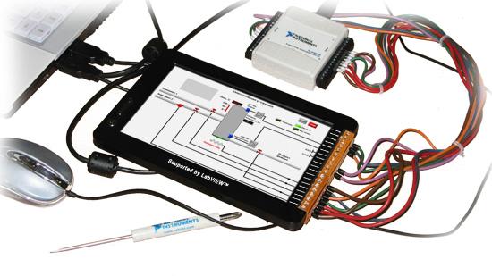 SimSys подключается к компьютеру как дополнительный монитор