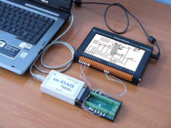 Модель SimSys7M.USB